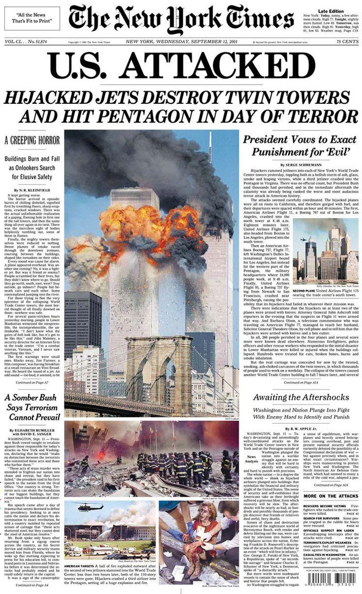 September 11, 2001