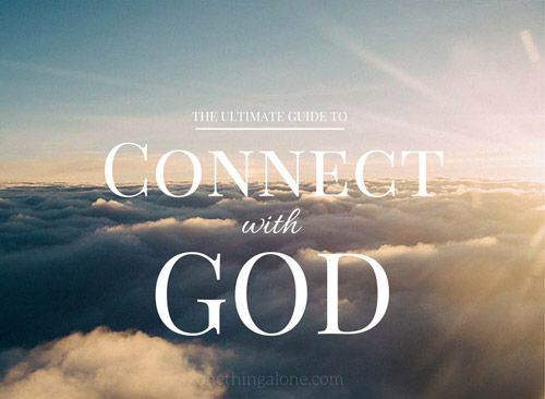 Figuring out how you personally connect with God on a daily basis is essential to the life of every believer. Here's over 120 ideas to get you started