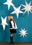White paper stars by Bungalow