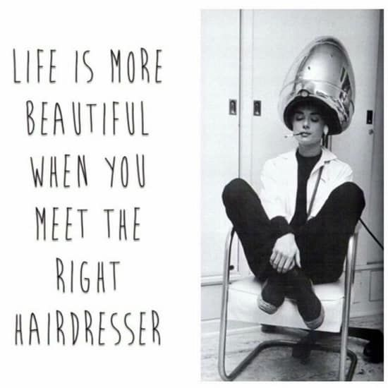 quotes about hairstylist