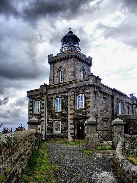 ISLE OF MAY - The Main Light, Scotland