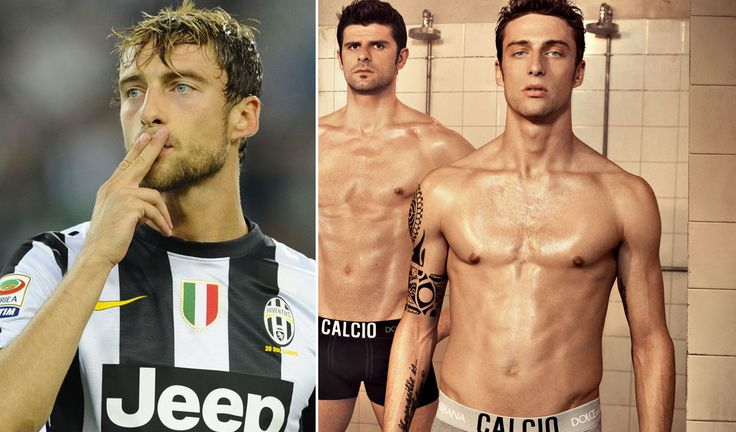 Hottest Football players in the Brazil World Cup 2014: Claudio Marchisio, Italy - Claudio Marchisio Age: 28 Nationality: Italy