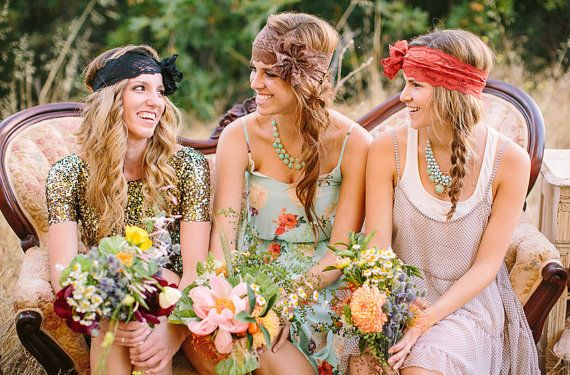 #bachelorette #party #fun #girls #dresses #bohemian #style #classy #Junggesellinnenabschied #summer