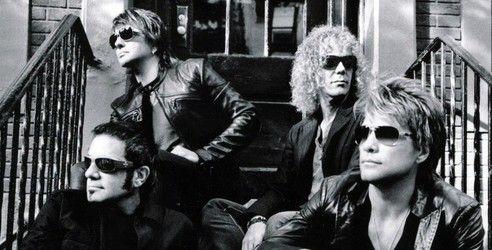 Bon Jovi neues Album und Tour 2013 - Eine der erfolgreichsten und größten Rockbands der Welt meldet sich zum Jahresauftakt mit einem brandneuen Song zurück: Bon Jovi veröffentlichen in dieser Woche ihre brandneue Single Because We Can als Download und verkürzen die Wartezeit auf das neue Studioalbum.