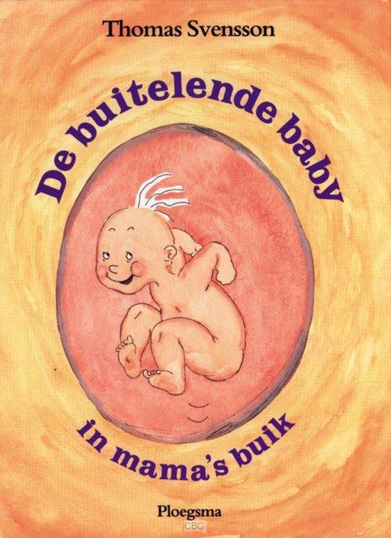 Boek: De buitelende baby in mama's buik