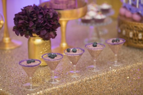 This week's post is a purple and gold dessert table I did for a birthday/graduation party a couple of weeks ago. Enjoy viewing!Photo Credit: Dotun Ayodeji