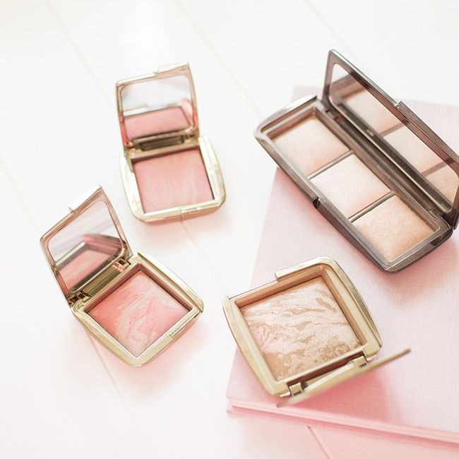 Hourglass Ambient Lighting Blush Review - Luminous Flush [Ambient Lighting Palette, Luminous Bronze Light, Luminous Flush and Dim Infusion]