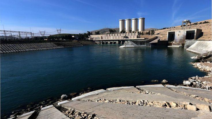 Mosul Dam warning