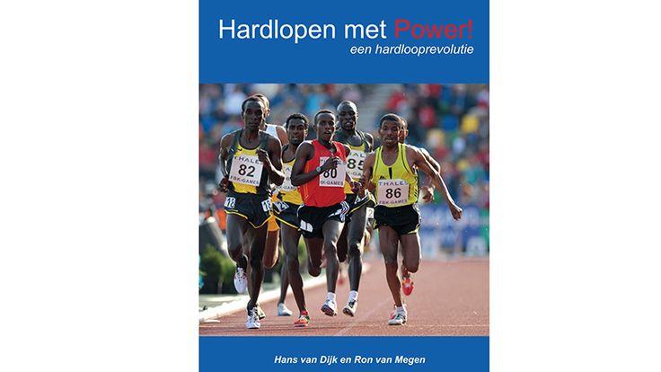 Hardlopen met Power, een boek over hoe je efficiënter kan hardlopen