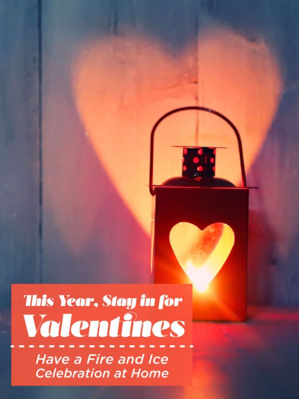 stay at home valentines day ideas