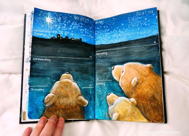 Jenny's Sketchbook