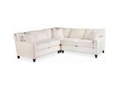 Shop For Thomasville Mercer Sectional, 1803 SECT, And Other Living Room  Sectionals At Custom Home Furniture Galleries In Wilmington, NC.