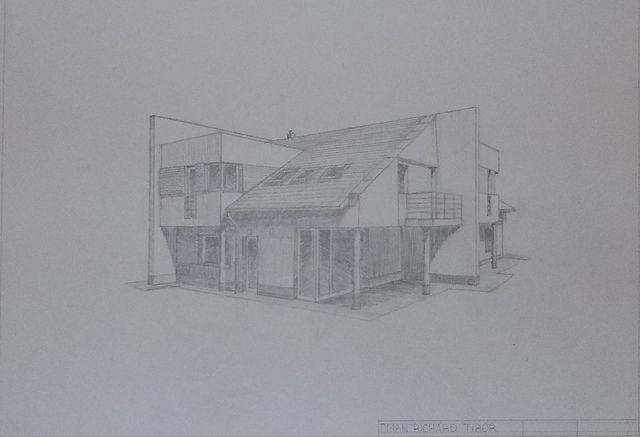 Építészeti rajz  12   Flickr - Photo Sharing!