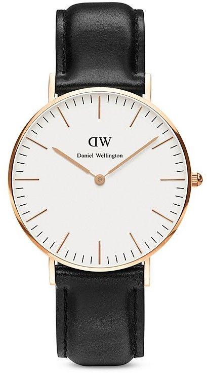 Daniel Wellington Classic Sheffield Watch, 36mm - ShopStyle Women