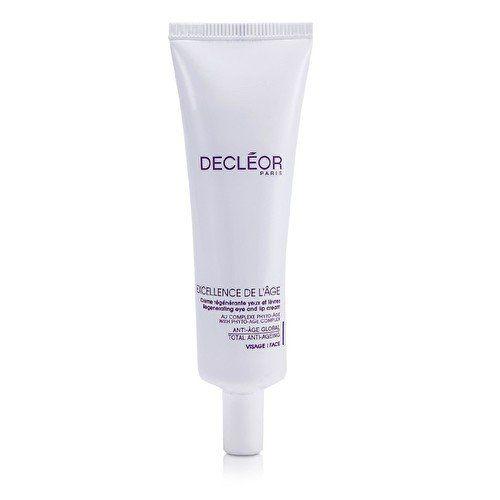 Decleor Excellence De LAge Regenerating Eye & Lip Cream (Salon Size) 30ml