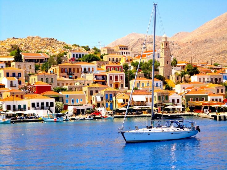 GREECE CHANNEL | Halki - Greece