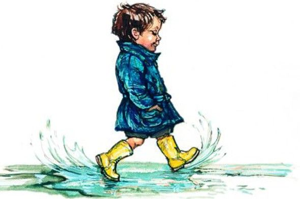 Alfie by Shirley Hughes and his sister Annie Rose