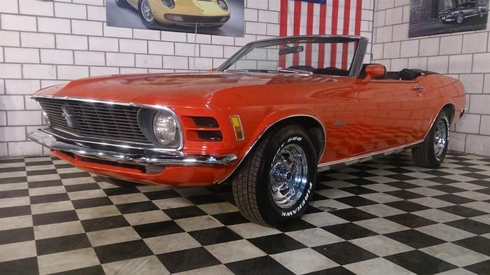 Mustang Cabriolet 351CI V8 - 1970 Maintenance/restoration of old/vintage vehicles: the material for new cogs/casters/gears/pads could be cast polyamide which I (Cast polyamide) can produce. My contact: tatjana.alic@windowslive.com