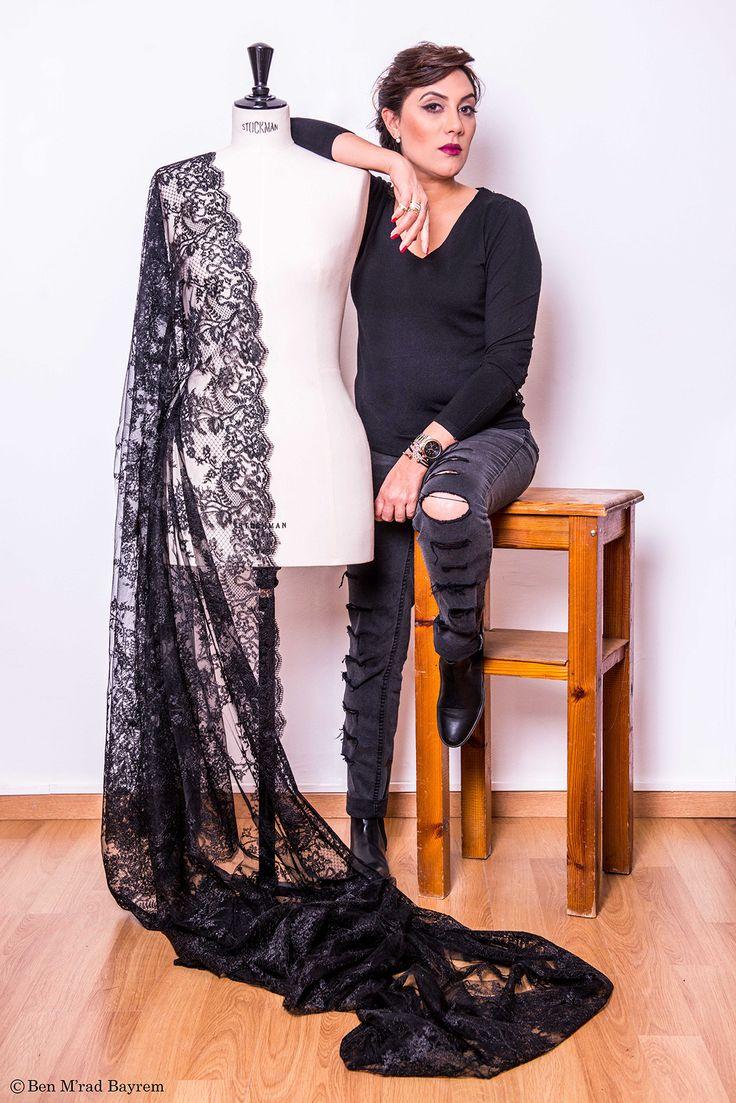 Mouna Ben Brahem: coup de coeur couture