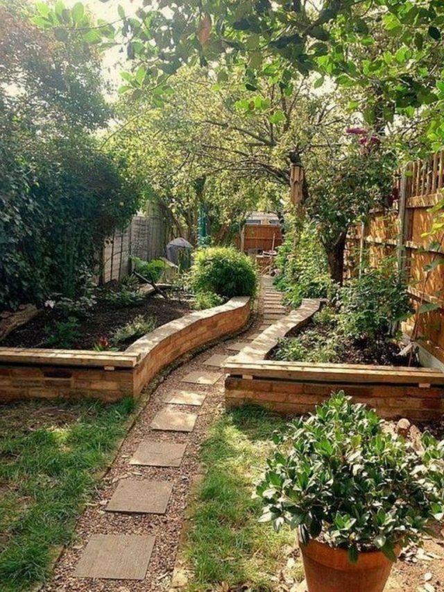 55 Idéias fantásticas de vedação para quintal e quintal   – Front yard landscaping ideas