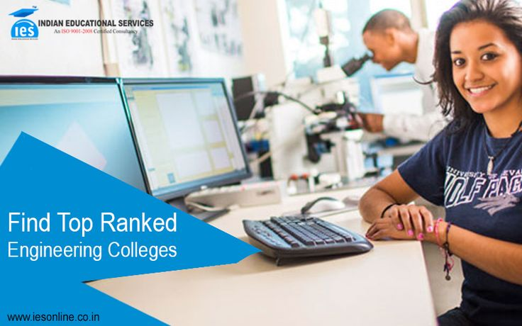 Unable to find top ranked #engineering #colleges? Let IES help you out!