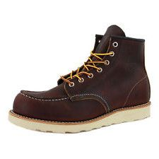 Red Wing 8138 Classic Moc - Demi-bottes Red Wing marron