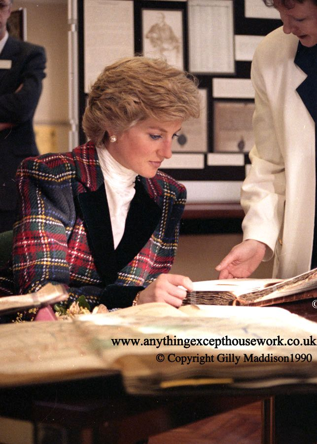 Princess Diana – My Pictures of a Remarkable Woman – Remembering August 31st…