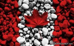 Canada ... My home!