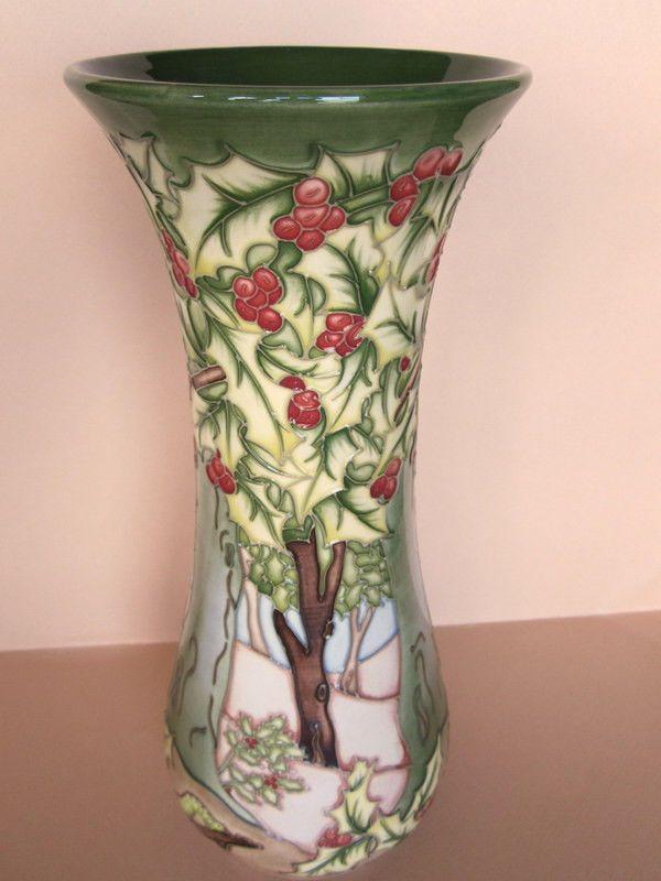 17 Best Images About Moorcroft Ceramica On Pinterest