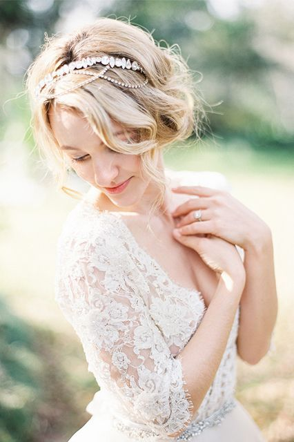 Alternatives to the classic veil that you hadn't thought of