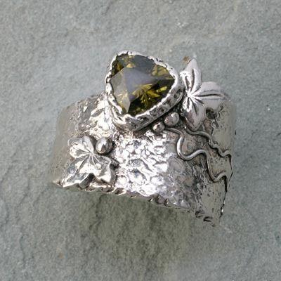 Metal Clay Guru - Get Enlightened about Everything Metal Clay - Hattie Sanderson - gallery_hattie_rings_29.jpg