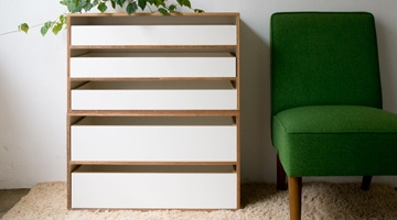 LAUAN SHELVES Luft - D