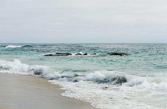 beach,ocean,summer beach photography,beach shore,seashore,summertime,mint,acqua,pastel,earth tones,coastal,nautical decor. $45.00, via Etsy.