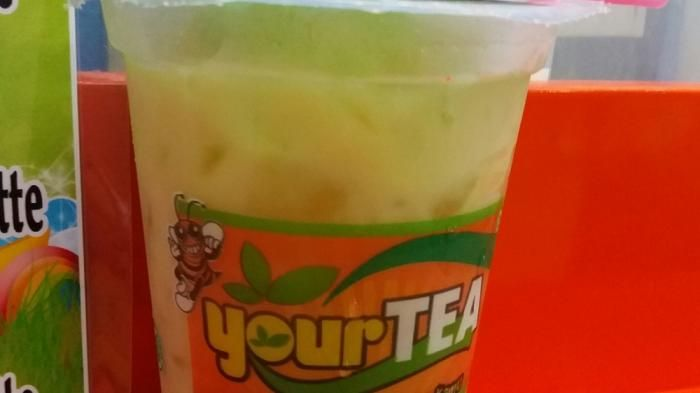 Your Tea Lampung - Terik Matahari Siang Menyengat Kulitmu? Yuk Segerin di Gerai…