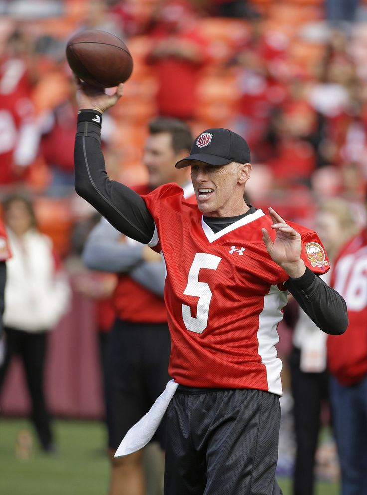 Ex-49ers QB Jeff Garcia lists Rancho Santa Fe home at $7.75 million  Jeff Garcia, the retired NFL quarterback who was named quarterbacks coach of the Montreal Alouettes in early August,has called an audible on his estate in Rancho Santa Fe, listing the property for sale at $7.75 million.  http://www.latimes.com/business/realestate/hot-property/la-fi-hotprop-jeff-garcia-house-20140819-story.html