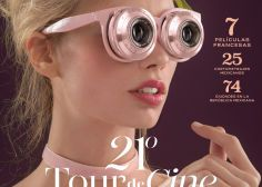 21 Tour de Cine Francés recorrerá 74 ciudades del país