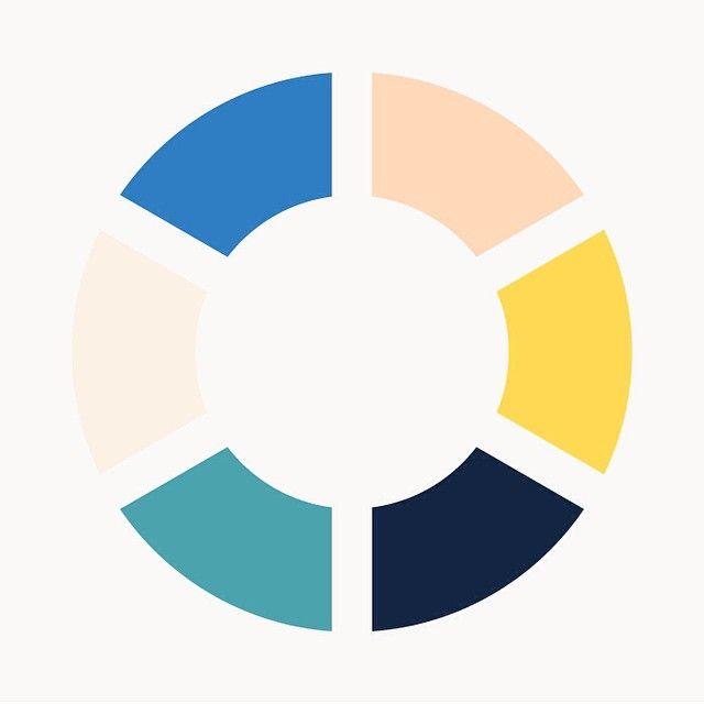 COLORS | Ik werk aan een fun illustratie project waar deze kleuren het uitgangspunt zijn. Heerlijk speelse kleuren! #fun #color #colorinspiration #kleur #kleurinspiratie #illustration #studioocher