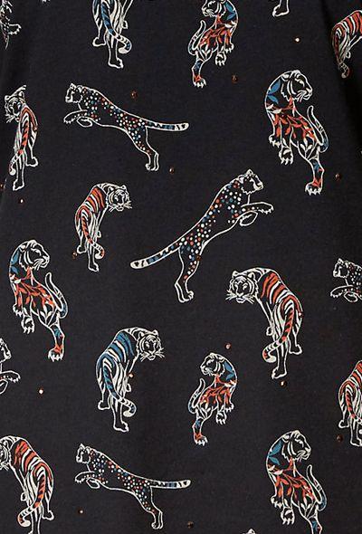 tiger dark print & pattern @oozefina