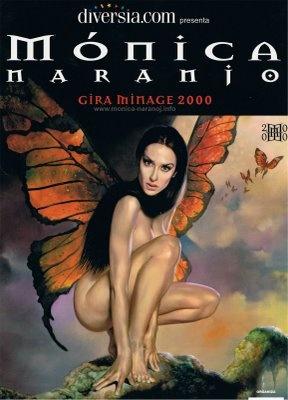 Mónica Naranjo GIRA MINAGE 2000