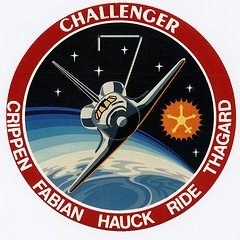 Challenger Space Shuttle Sally Ride - Pics about space