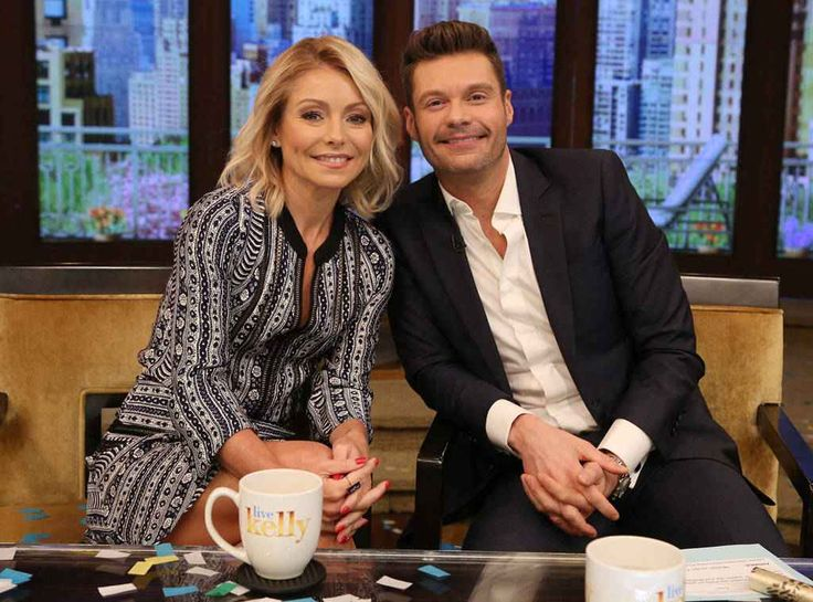 Kelly Ripa's Former Live! Co-Hosts React To Ryan Seacrest Replacing Michael Strahan #AndersonbCooper, #AndyCohen, #JerryO'Connel, #KellyRipa, #Live, #MegynKelly, #MichaelStrahan, #RyanSeacrest celebrityinsider.org #Entertainment #celebrityinsider #celebrities #celebrity #celebritynews
