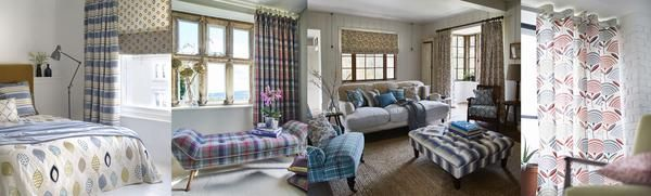 We have been making curtains, blinds and soft furnishings for many years; crafted and hand finished to the highest specification by our team of experienced seamstresses, we offer a high quality service at less than high street prices.