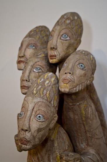 Margit Kovács, Shepherds, 1968