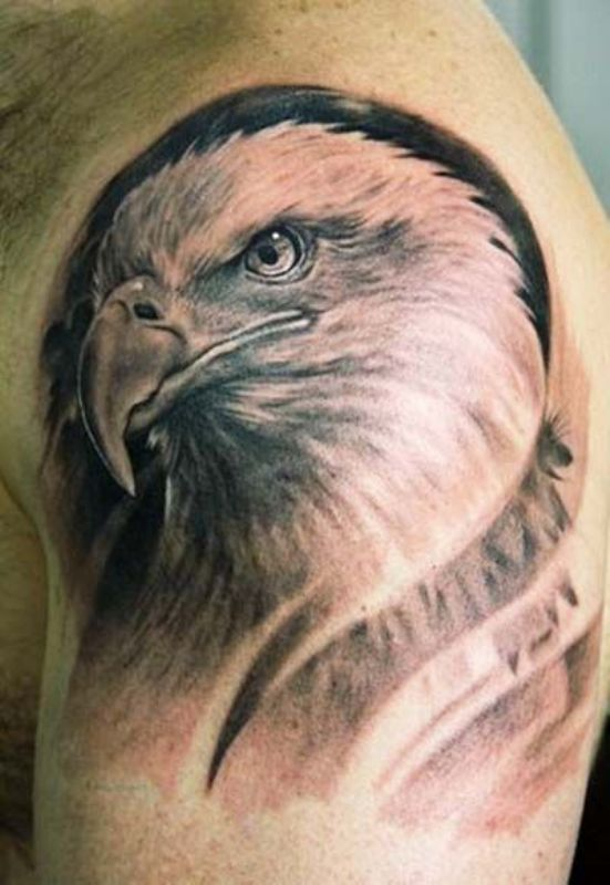 http://tattoo-ideas.us Popular Eagle Tattoos