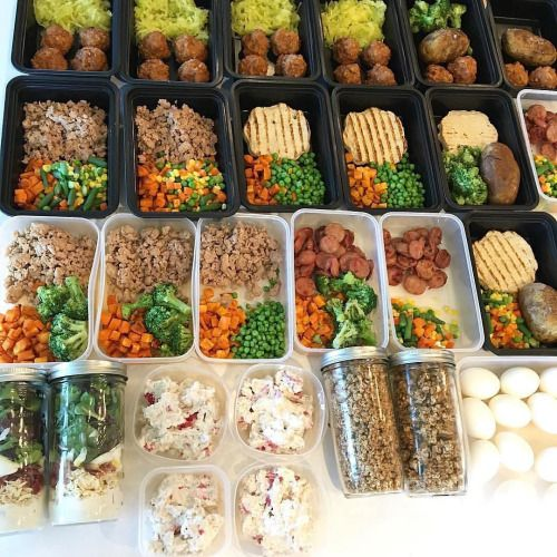 Pssst. Have 10 x 50% off promo codes for our new 3 compartment...  Pssst. Have 10 x 50% off promo codes for our new 3 compartment meal prep containers for the first 10 people that sign up on for our Amazon Prime day special on our website! Link in bio or mealprepster.com  Beautiful meal prep credit: @janae_cox  ::::::::::::::::::::::::::::::::::::::::: Monday Meal Prep. Zucchini noodles and meatballs Grilled chicken patties with sweet potatoes and veggies (thanks @livylovestorun for the…