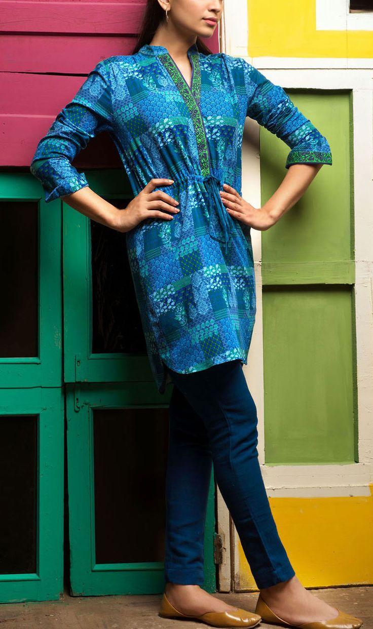 Buy Blue Printed Khaddar Salwar Kameez (2pc) by Khaadi 2015 Call: (702) 751-3523 Email: Info@PakRobe.com www.pakrobe.com #WINTER #SALWAR #KAMEEZ https://www.pakrobe.com/Women/Clothing/Buy-Winter-Salwar-Kameez-Online