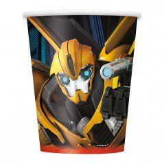 Transformers Prime 9oz Cups (8 Pack)