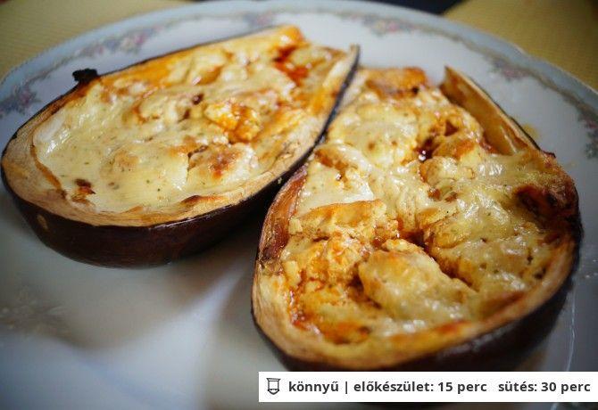 Padlizsán-kebab