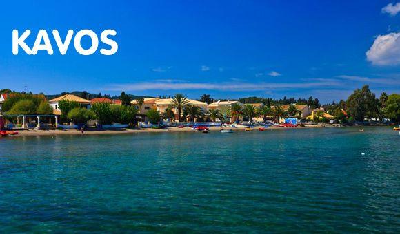Kavos, Corfu, Greece #teenageyears