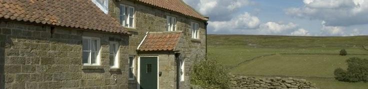 High Lidmoor Farmhouse for 5 Kirbymoorside, North York Moors, National Trust Cottage
